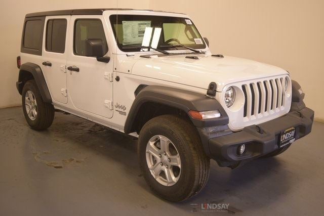 2018 Jeep Wrangler Unlimited Sport S in Manas, VA   Washington ...