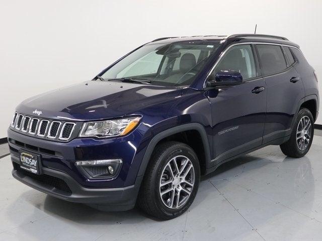 2019 Jeep Compass Latitude in Manassas, VA | Washington D ...