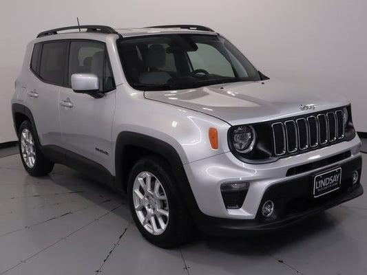 2020 Jeep Renegade Latitude In Manassas Va Washington D C Jeep